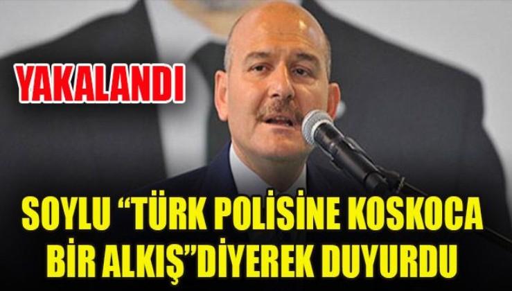 Son dakika: Bakan Soylu duyurdu: Tekirdağ'da Atatürk üzerinden provokasyon yapan zanlı yakalandı