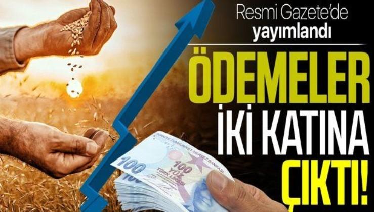 Çiftçiye gübre desteği müjdesi! Gübre desteklerinde yüzde 100 artış kararı! Resmi Gazete'de yayımlandı