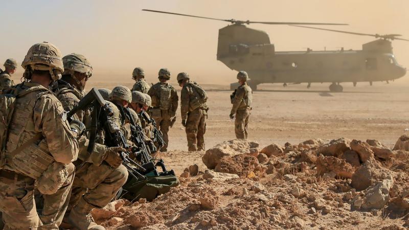'ABD Irak'ta iki yeni askeri üs inşa edecek'