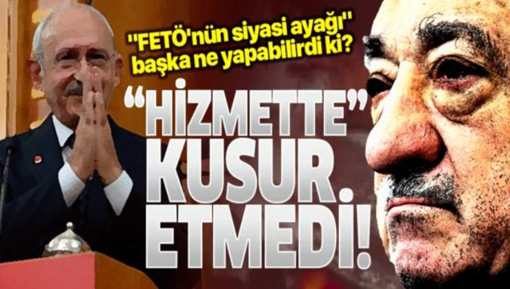 """Kılıçdaroğlu """"hizmette"""" kusur etmedi!."""