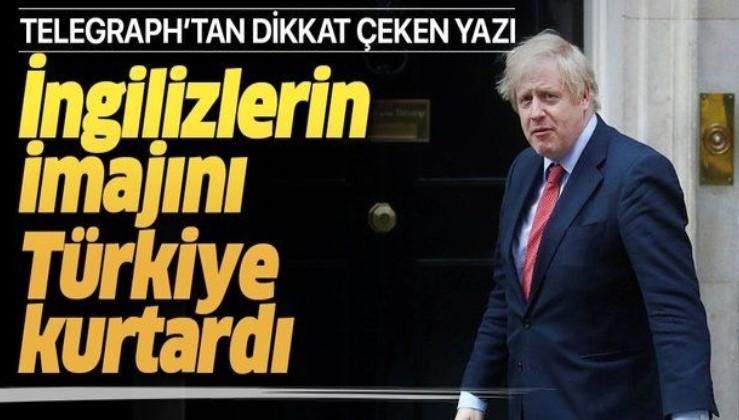 Telegraph Gazetesi: Türk hükümeti, İngiliz bakanların imajını kurtarmak için devreye girdi