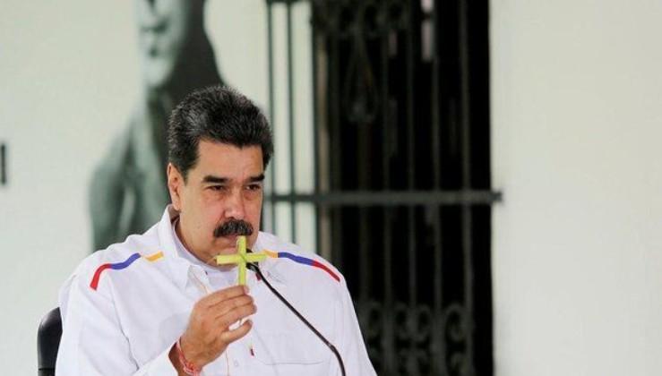 Venezuela Devlet Başkanı Nicolas Maduro: Aşı karşılığında petrol vermeye hazırız