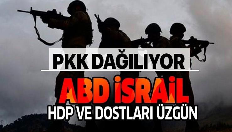 Son dakika: İkna edilip teslim olan PKK'lı terörist sayısı 189'a çıktı