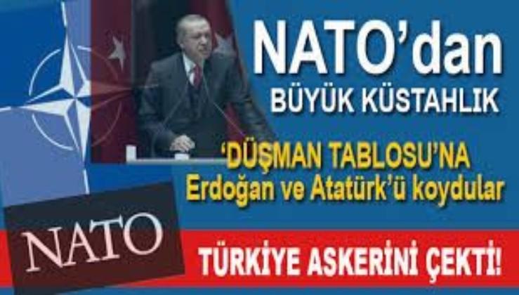 Şimdi de NATO tuzağı