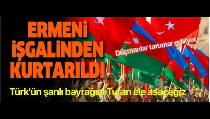 Son dakika: Azerbaycan ordusu, Murovdağ zirvesini Ermeni işgalinden kurtardı