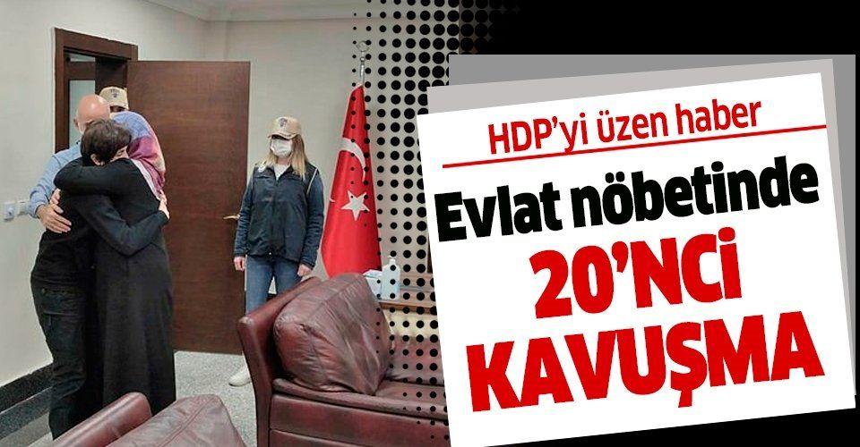 SON DAKİKA: İçişleri Bakanlığı duyurdu: Diyarbakır'daki evlat nöbetinde 20'nci kavuşma!