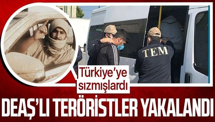 Sakarya merkezli 3 ilde gerçekleştirilen DEAŞ operasyonunda 4 şüpheli tutuklandı