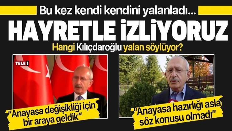 Kılıçdaroğlu'nun 'Anayasa' yalanı
