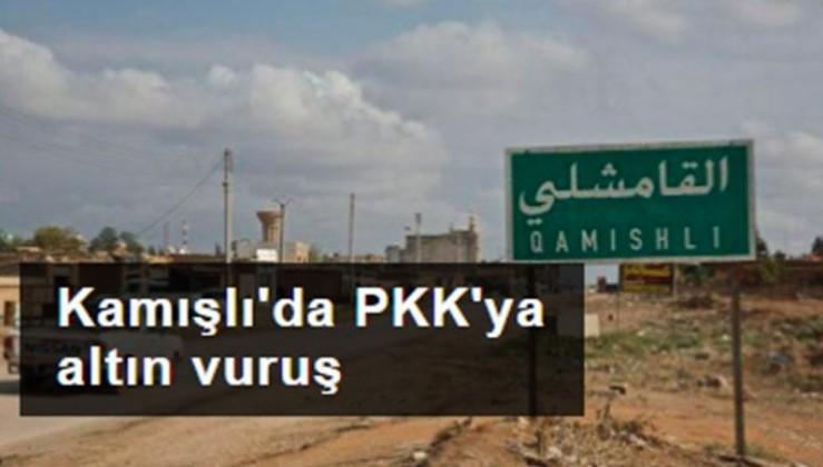 Fırat'ın doğusunda PKK/PYD'ye altın vuruş!