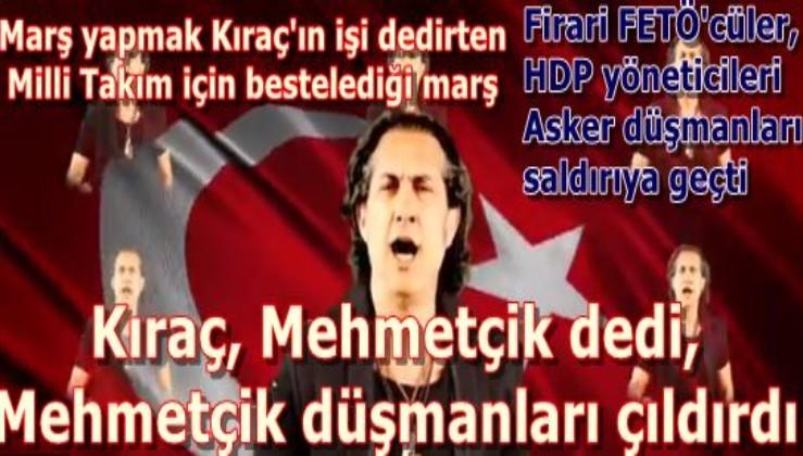 Kıraç, Mehmetçik dedi, Mehmetçik düşmanları taarruza geçti!