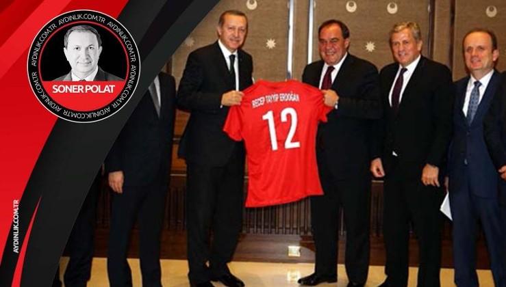 TFF, AKP ve küme düşen Türk futbolu