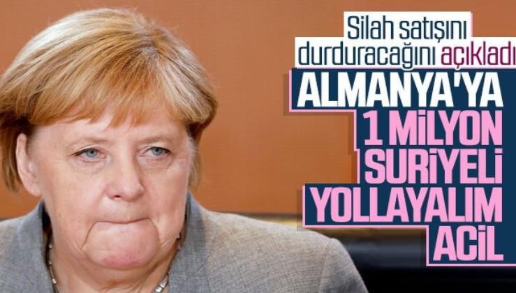 Almanya, operasyon nedeniyle Türkiye'ye silah satışına son veriyor