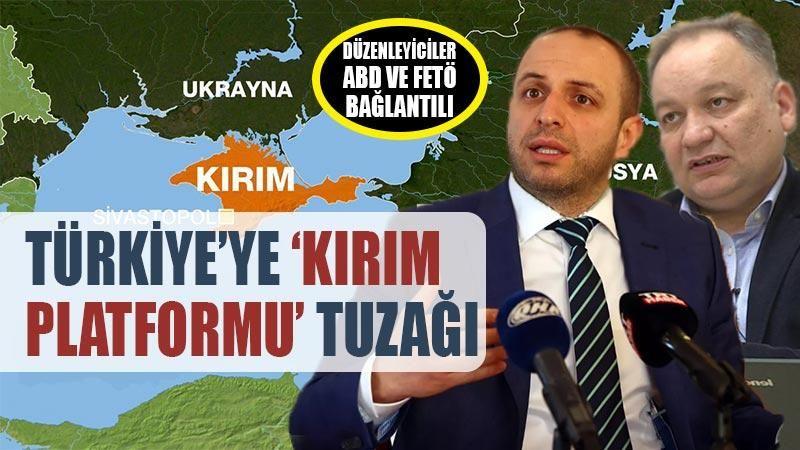 Türkiye'ye 'Kırım Platformu' tuzağı