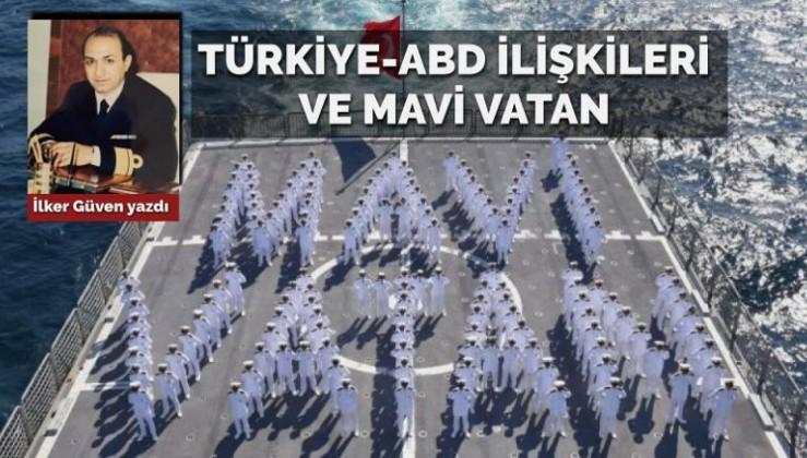 Türkiye-ABD ilişkileri ve Mavi Vatan