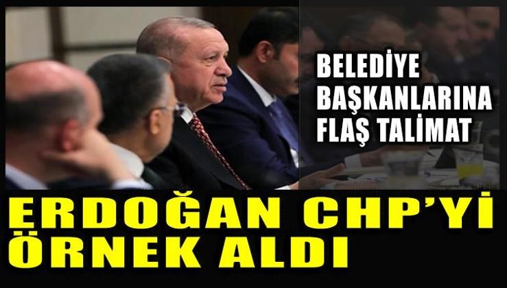 AK Partili belediye başkanlarına talimat
