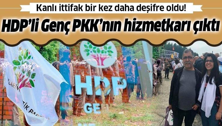 Bir HDP-PKK gerçeği daha! Tutuklu HDP'li Nedim Genç PKK'nın hizmetkarı çıktı