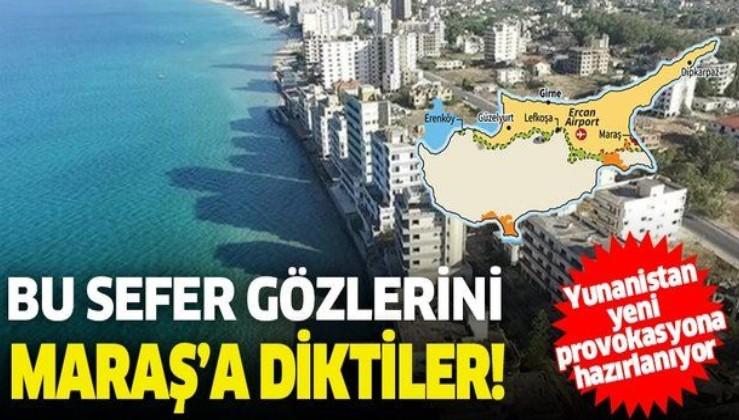 Son dakika: Yunanistan 'Kapalı Maraş'ın açılmasını engellemek için ABD'ye sığındı!