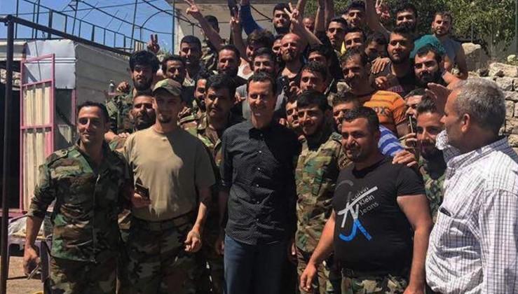 Birleşik Arap Cumhuriyeti ve Esad