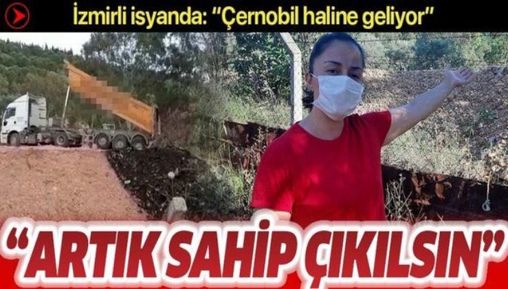 İzmir'de molozların ardından şimdi de kimyasal atık paniği!