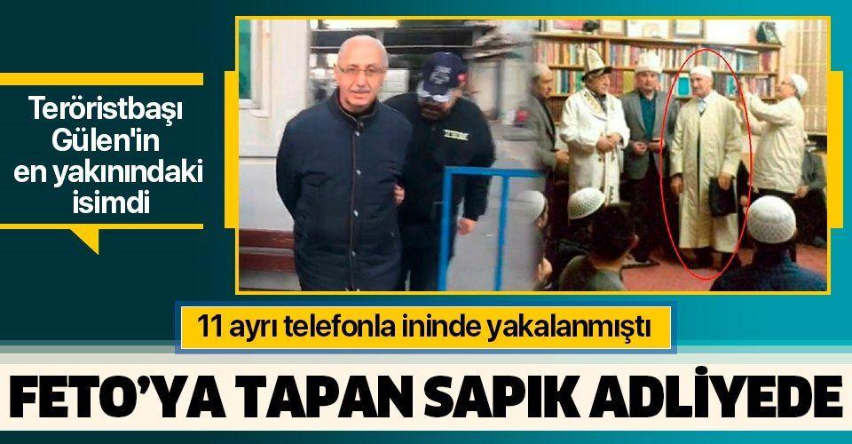 Son dakika: FETÖ'cü Yusuf Bekmezci adliyede! İzmir'de hücre evinde yakalanmıştı.