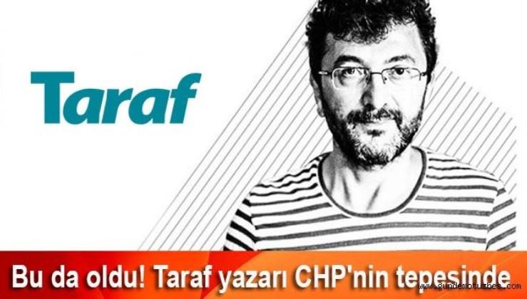Taraf paçavrasından CHP Genel Başkan Yardımcılığına atanan Taşkın'dan HDP'ye ittifak sözü