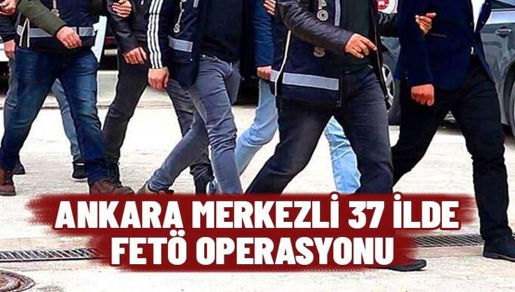 Ankara'da büyük operasyon! 89 kişi gözaltına alındı