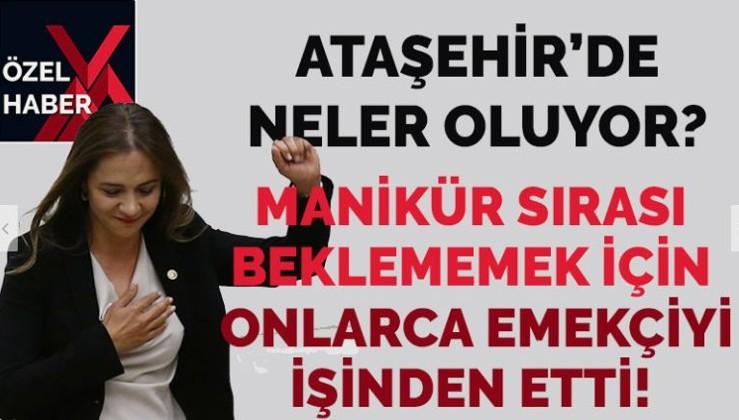 Gamze Akkuş İlgezdi'nin son skandalı: Manikür sırası bekleyemedi kuaförü mühürletti