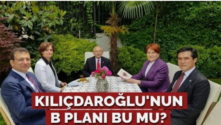 Akşener'i neden evinde ziyaret etti? Kılıçdaroğlu'nun B planı mı var?