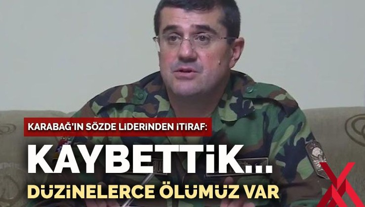 Türk İHA Bayraktar Ermenileri perişan etti