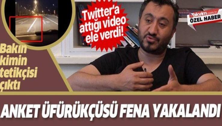 Üfürük anketçi Kemal Özkiraz'a Antalya Büyükşehir Belediyesi'nden araç kıyağı! Twitter'a attığı video ele verdi