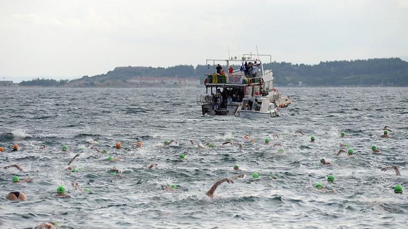 Kışın ortasında denizde yüzme yarışı yapılacak