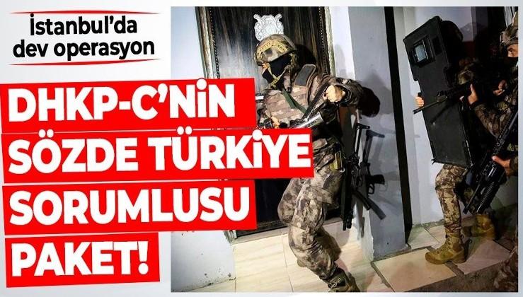 Son dakika: DHKP/C'nin sözde Türkiye sorumlusu terörist Caferi Sadık Eroğlu tutuklandı