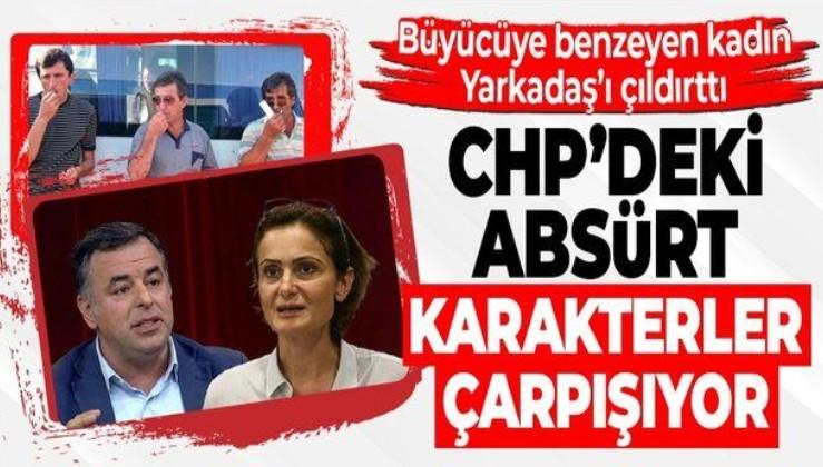 Canan Kaftancıoğlu, CHP'lilere yasaklanan CNN Türk'te savunma yapınca Barış Yarkadaş çıldırdı