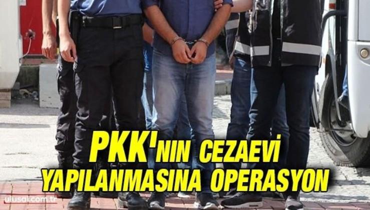 PKK'nın cezaevi yapılanmasına operasyon: 28 Gözaltı