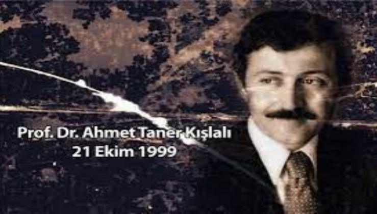 Ahmet Taner Kışlalı yaşasaydı bugün HDP kapatılsın kampanyasının başını çekerdi.