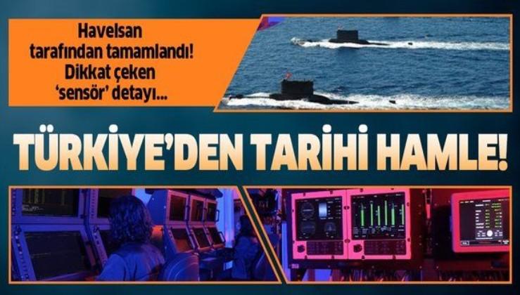 Havelsan, Murat Reis'in komuta kontrol sistemini teslim etti!