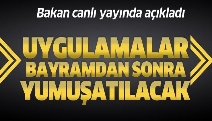 Son dakika: Bakan Gül'den yargıda koronavirüs tedbirleri açıklaması