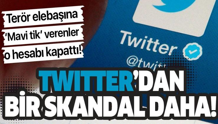 Twitter'dan bir skandal daha! .