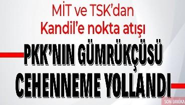 MİT ve TSK'dan Kandil'e operasyon! PKK/KCK'nın sözde gümrük koordinasyonu sorumlusu Ömer Aydın etkisiz hale getirildi