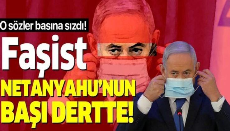 "Netanyahu'nun o sözleri basına sızdı! ""Ya ilhaka destek ver ya da..."""