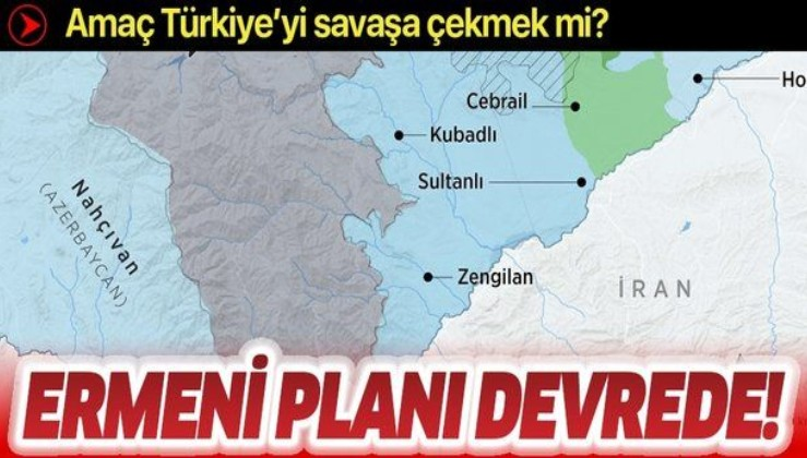 Nahçıvan'a saldıran Ermenistan'ın amacı Türkiye'yi savaşa çekmek mi?
