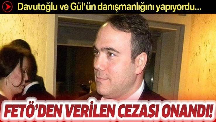 Son dakika: Abdullah Gül ve Ahmet Davutoğlu'nun danışmanlığını yapan eski büyükelçi Gürcan Balık'a FETÖ'den verilen hapis cezası onandı