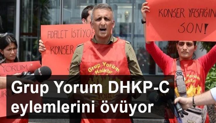 Atakan Hatipoğlu: Grup Yorum şarkılarında DHKP-C eylemleri övülüyor