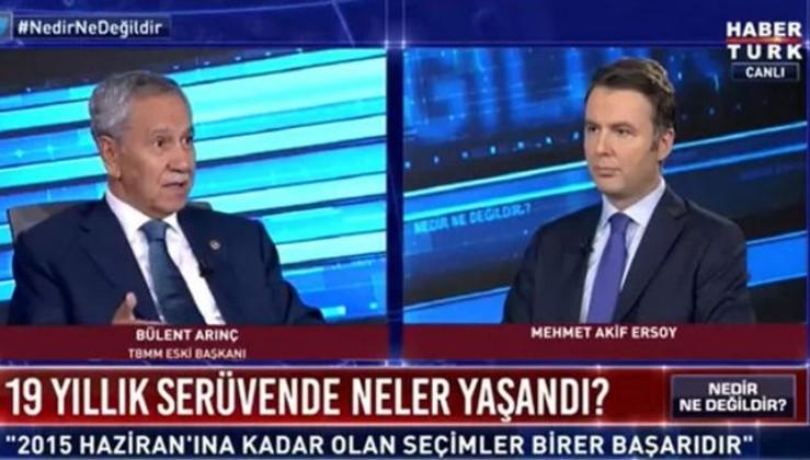 Bülent Arınç şaşırtmadı FETÖ'nün desteklediği Biden'in kazanmasını diledi!