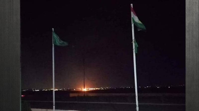 Amerikan askerlerinden cesaret aldılar: Kerkük'te 'bayrak' kışkırtması!