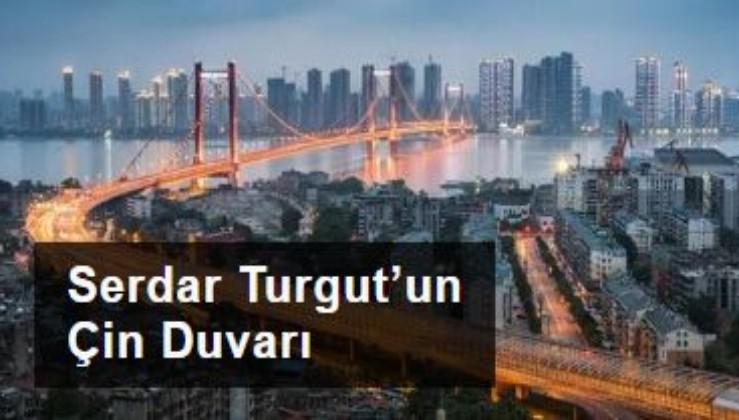 Serdar Turgut'un Çin Duvarı