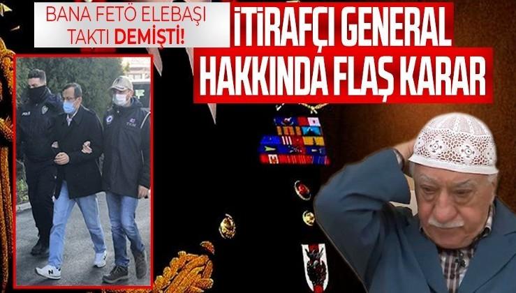 SON DAKİKA: Rütbesini FETÖ elebaşının taktığını itiraf eden general Serdar Atasoy'un apoletleri söküldü