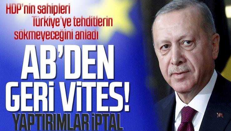 Son dakika: Avrupa Birliği'nden flaş Türkiye kararı: Enerji yaptırımı askıya alındı