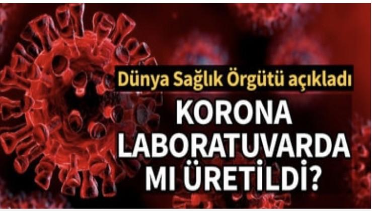 DSÖ'den 'virüs laboratuvarda üretildi' iddialarına açıklama