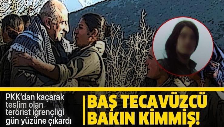 İşte PKK'nın iğrenç yüzü! Sözde yönetici Duran Kalkan'dan 16 yaşındaki kıza tecavüz